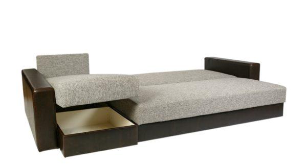 Nurgadiivan-voodi Dora 12